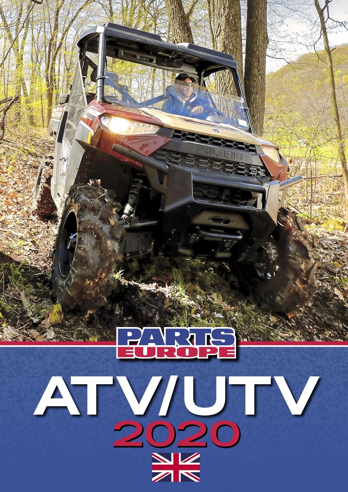 Catalog ATV/Quad Parts Europe 2020