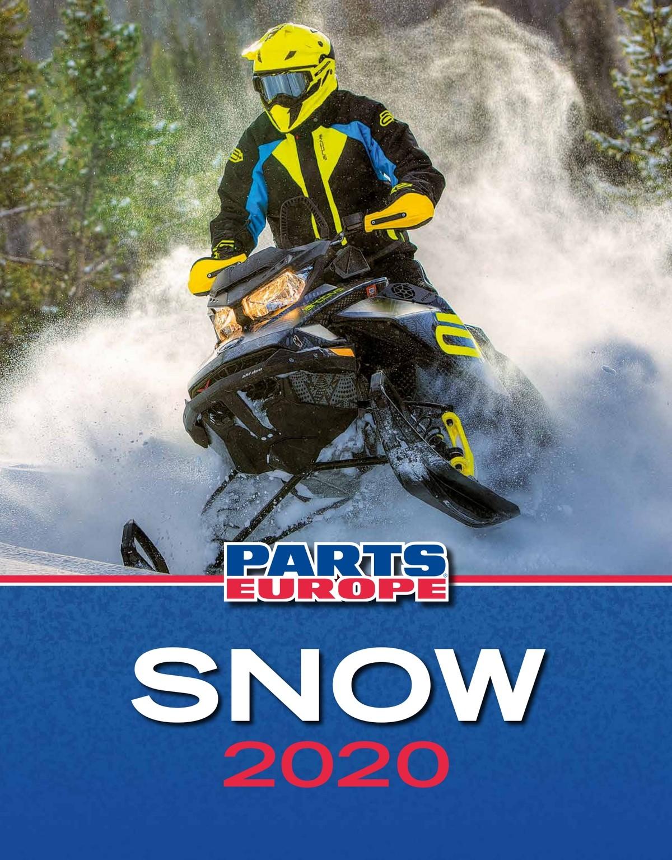 Parts Europe Snow 2020